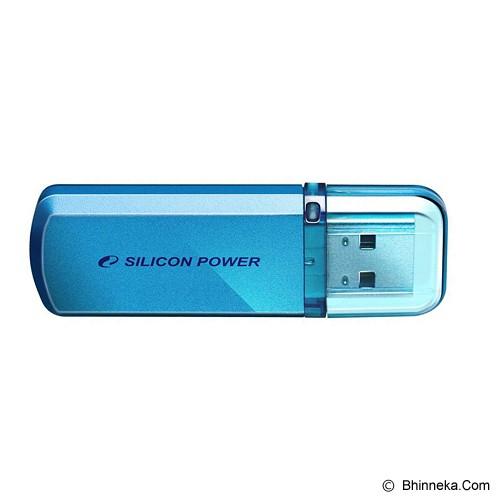 SILICON POWER Helios 8GB [101] - Blue - Usb Flash Disk Basic 2.0
